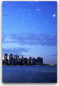 Moonovermanhattan