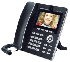 Grandstream embeds Skype into their IP phone to bring Skype video to