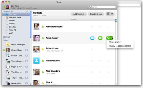 No Profile Picture Skype Skype 5.0 Beta ...