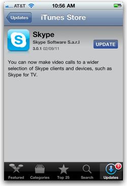 Skypeiphone301