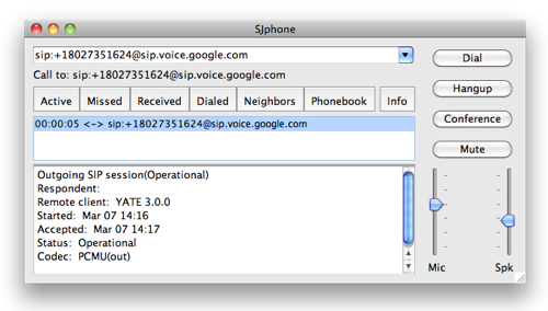 Google Voice Now Offers SIP Addresses For Calling Directly