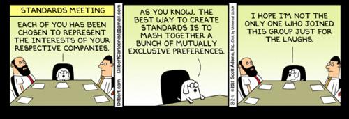 Dilbert standards