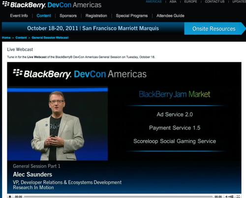 Blackberrydevcon2