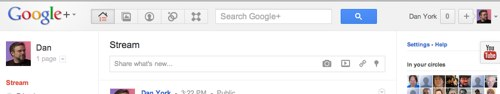 Google+Grey