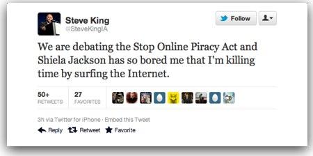 Twitter steveking
