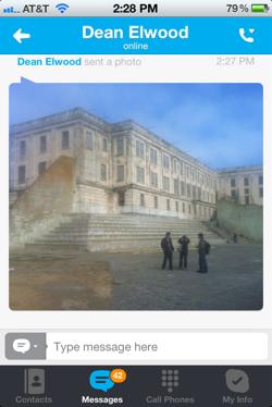 Iphone send photo 6