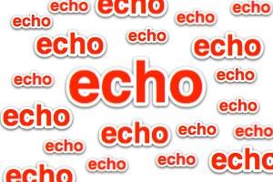 Echoecho