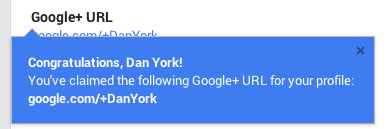 Dan York About Google 2