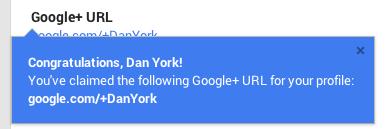Dan York About Google 2