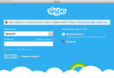 Why is Skype forcing a software upgrade on all of us? - Telecom Tech