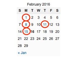 Danyork feb2016 blogging