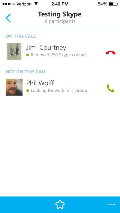 Skype 5 4 p8