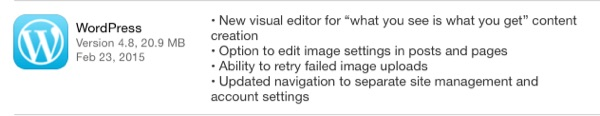 Wordpress 4 8 wysiwig