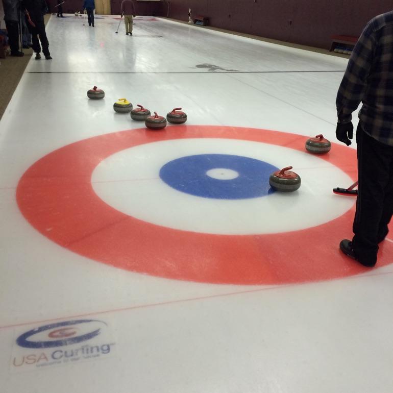Curling final 770