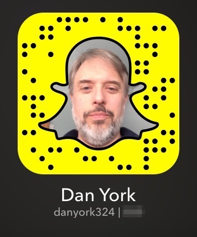 Snapcode dyork