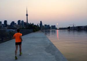 Toronto run