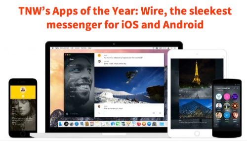 Tnw app of year wire